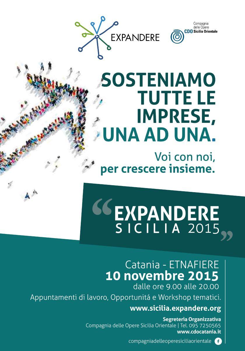 Confeserfidi e Expandere Sicilia 2015, l'evento di rete più importante dell'anno