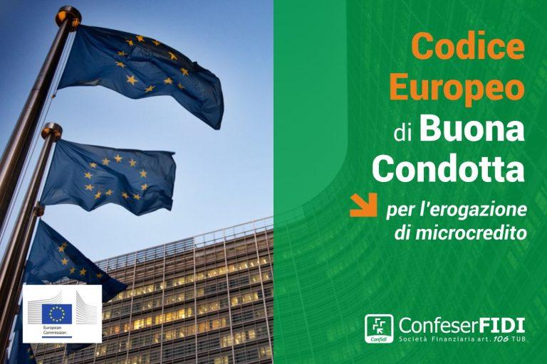 Commissione Europea: si al Codice Europeo di Buona Condotta per Confeserfidi