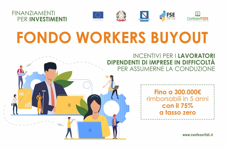 Fondo Workers BuyOut Campania