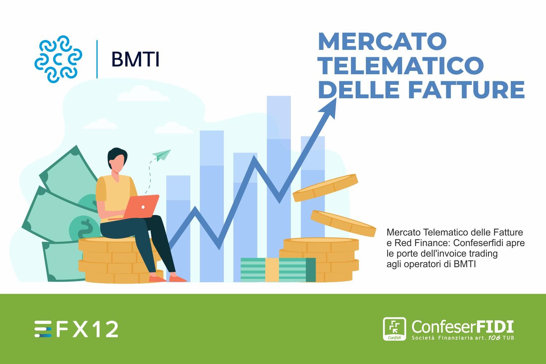 Mercato Telematico delle Fatture e Red Finance: Confeserfidi apre le porte dell'invoice trading agli operatori di BMTI